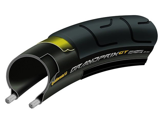 Continental grand prix GT Black tyre