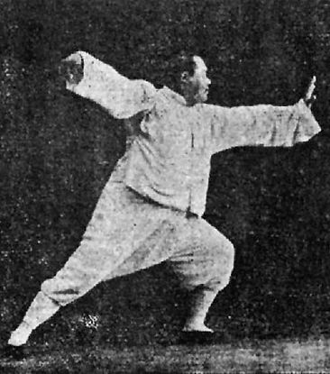 Yang Tai Chi Gloucester