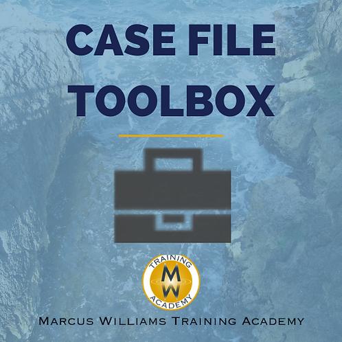 Case File Tool Box