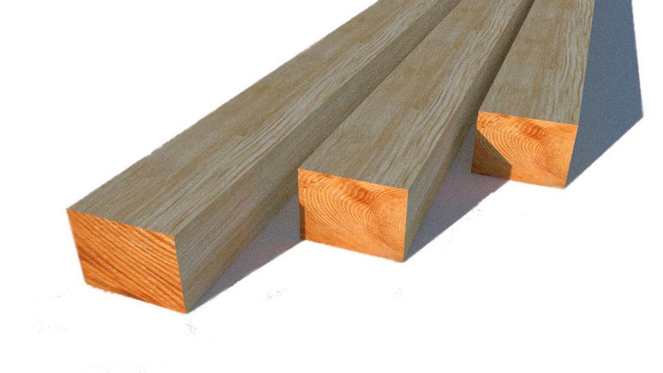 БРУС деревянный 150х200х6000 мм