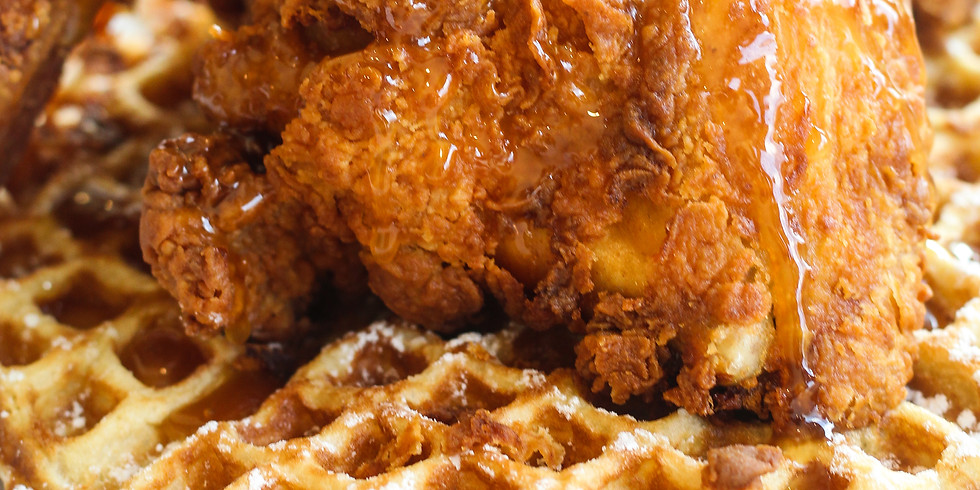 "Chicken & Waffles ""Curbside"" Edition"