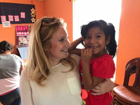 Emma in Guatemala