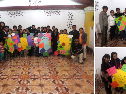 YAPG 2014 Camp: Reviving Your Dreams
