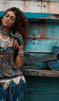 Inspirational festival outfits and vintage wear by Madam Lulu's