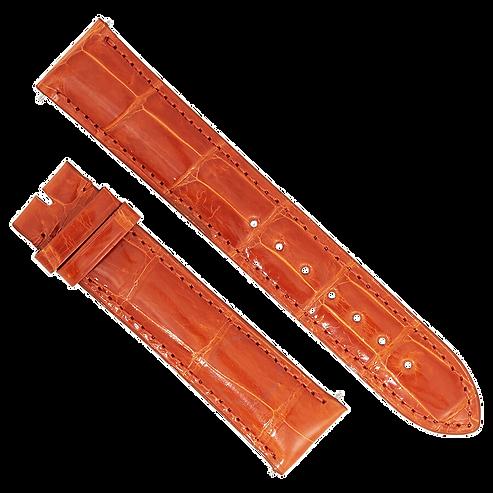 hadley-roma-20-mm-shiny-orange-alligator