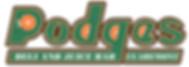 podges logo