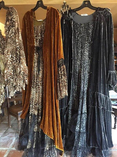 Rodeo Cinderella Dresses & Velvet Dusters