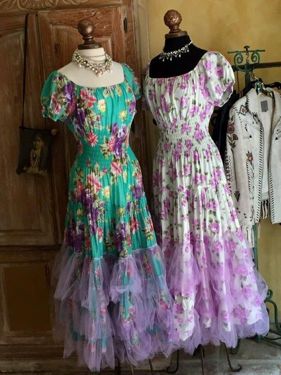 Rodeo Cinderella dresses SS 2019