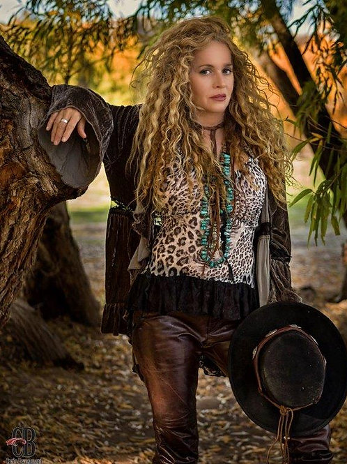 Saloon Top & Baroque Jacket