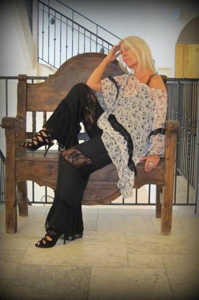 Mariposa tunic and pants