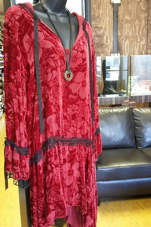 Red Hood Dress