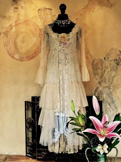 Camelot Bridal Dress & Love Duster