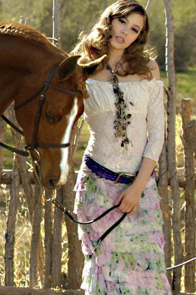 Sexy T & Princess Skirt