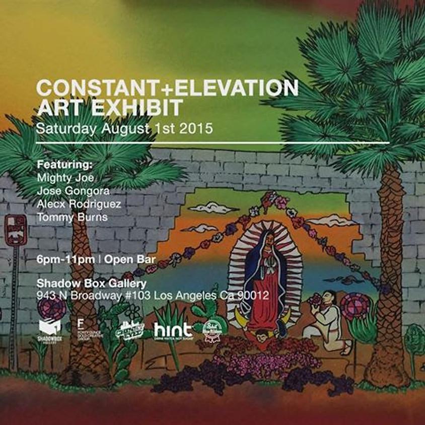 CONSTANT+ELEVATION