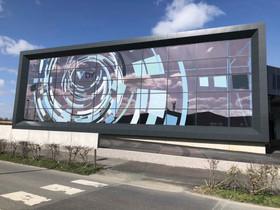 Impression numérique façade