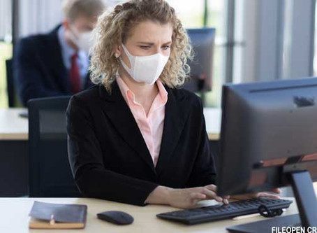 Pandemic Disrupts Office Market as Utilization Changes
