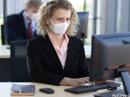 Pandemic Disrupts Office Market as Utilization Changes