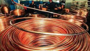 Copper, Metals Prices Soar to 10-Year High