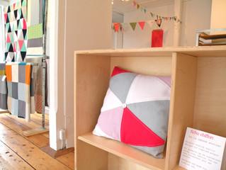 Pop-up shop de la cabane atelier à Sutton - dernier week-end!