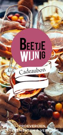 Cadeaubon BW