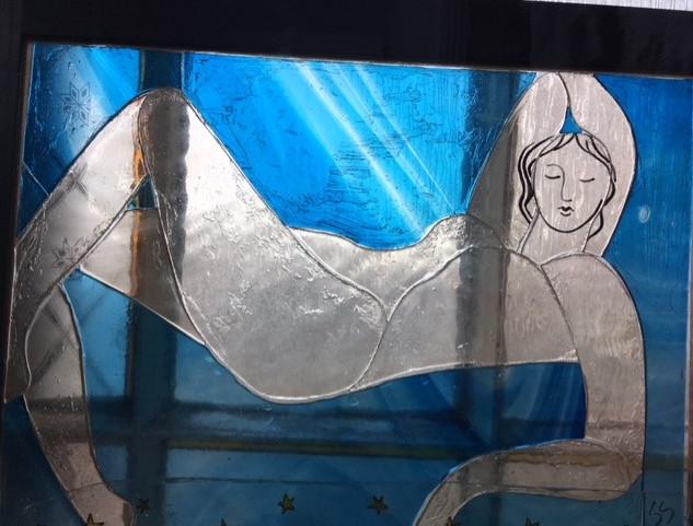Laminated glass - Liz Jewett