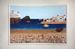 Sensory seascape mosaic