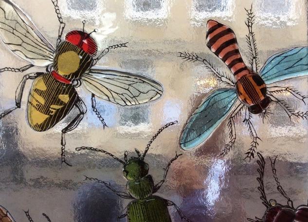 Painted detail - Liz Jewett