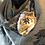 Thumbnail: Broche feutrée couronne