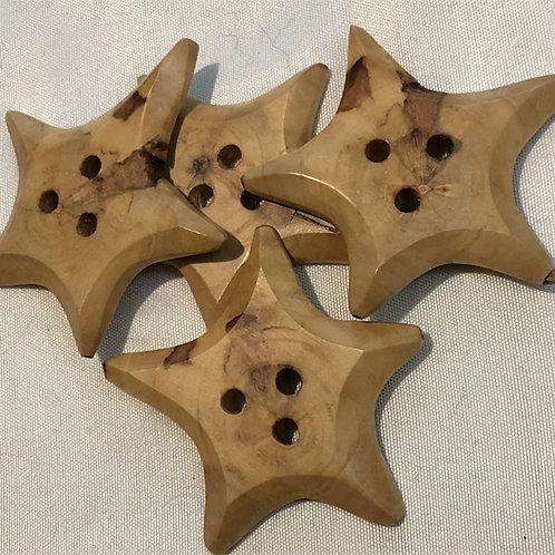 Boutons étoile giguère