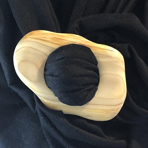 Boucle à foulard cèdre