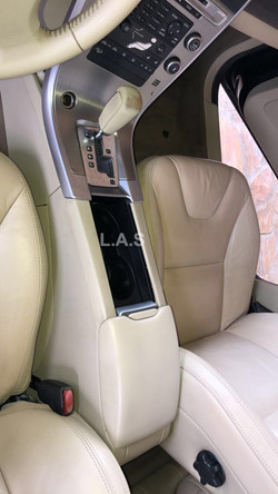 Middle Console