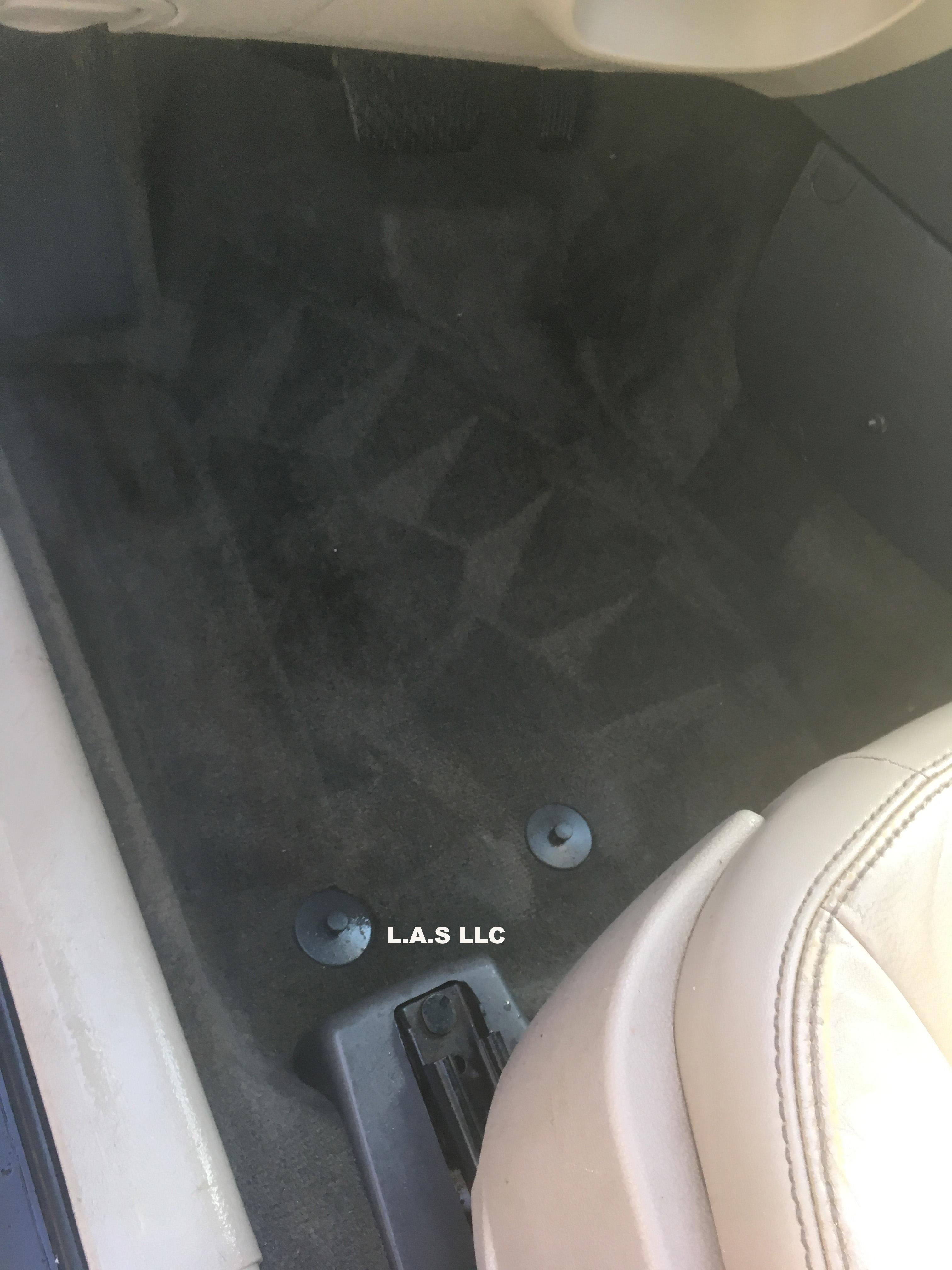 Vacuum interior
