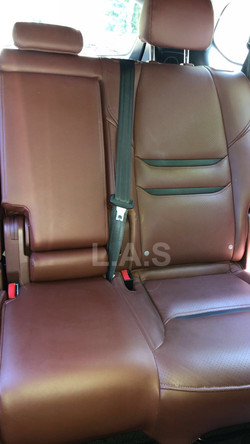 Leather Seat pt2