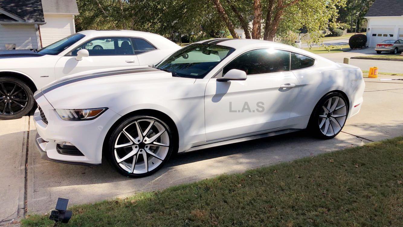 Mustang pt2