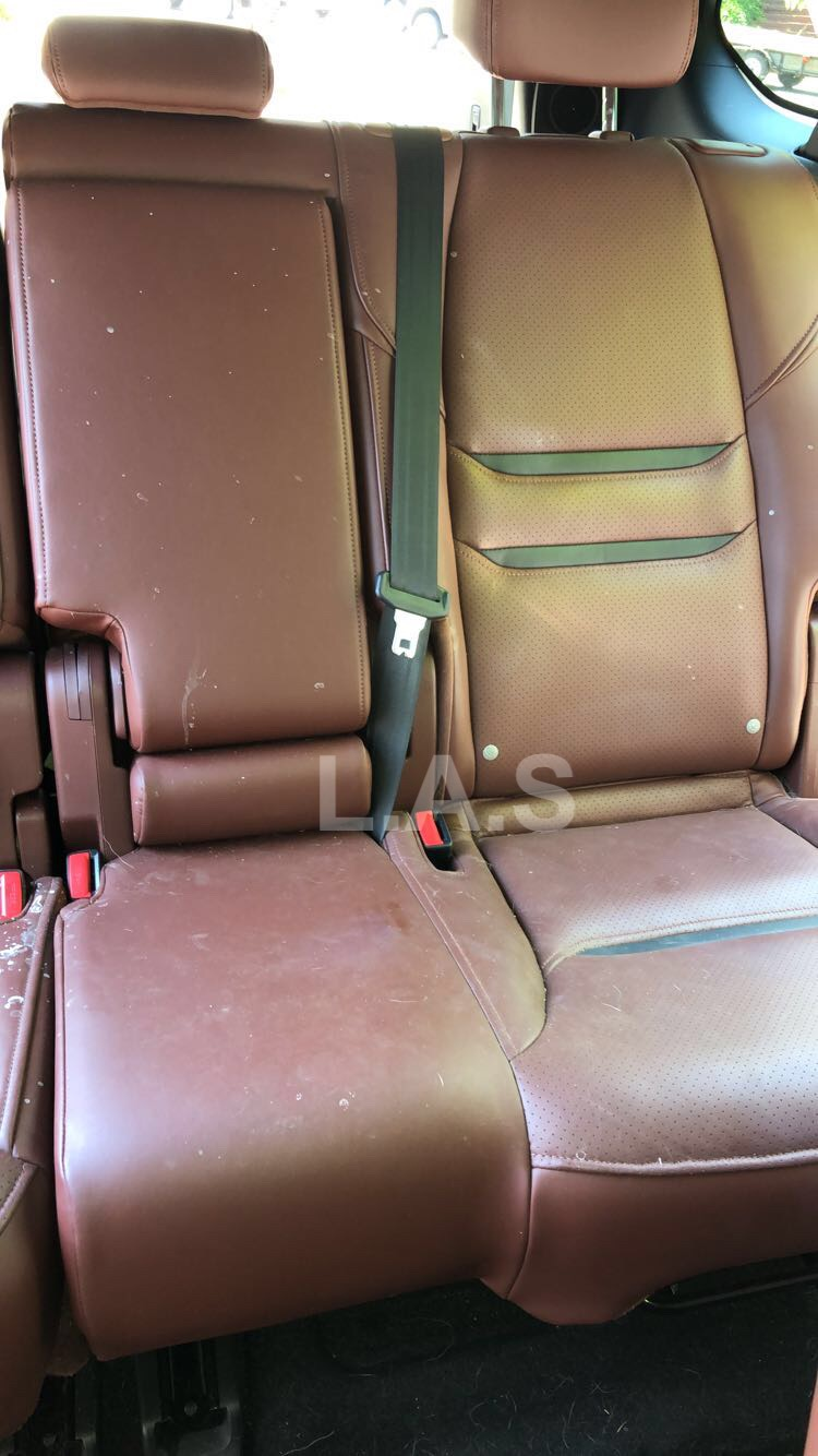 Leather Seat