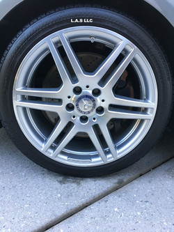 Luxury rim shine