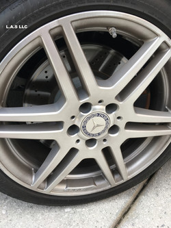 Luxury rim clean