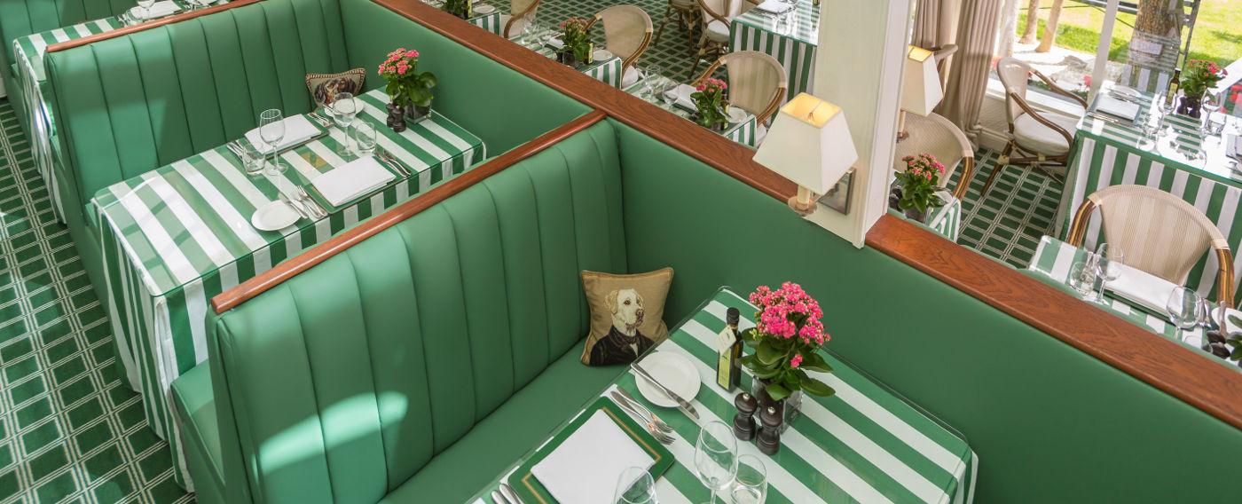 OGH, Brasserie Restaurant 1