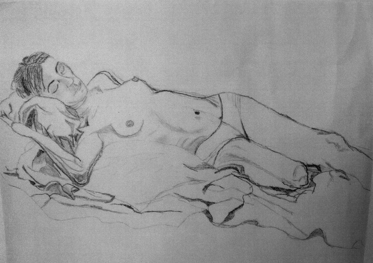 Melanie_Hebert_artiste_Julie_2006_dessin