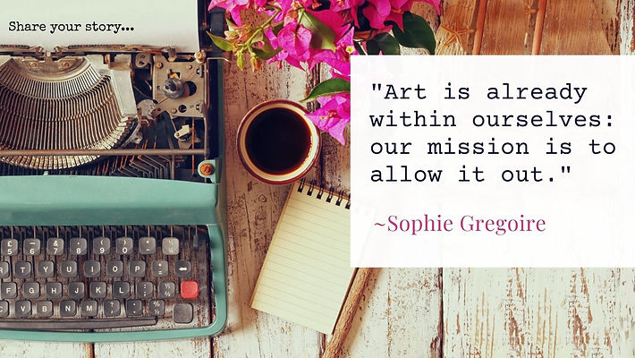 Sophie Gregoire - Write your poetry out - FB Cover3.jpg