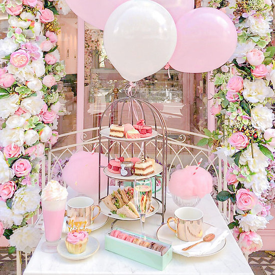 Birthday Signature Afternoon Tea For Two