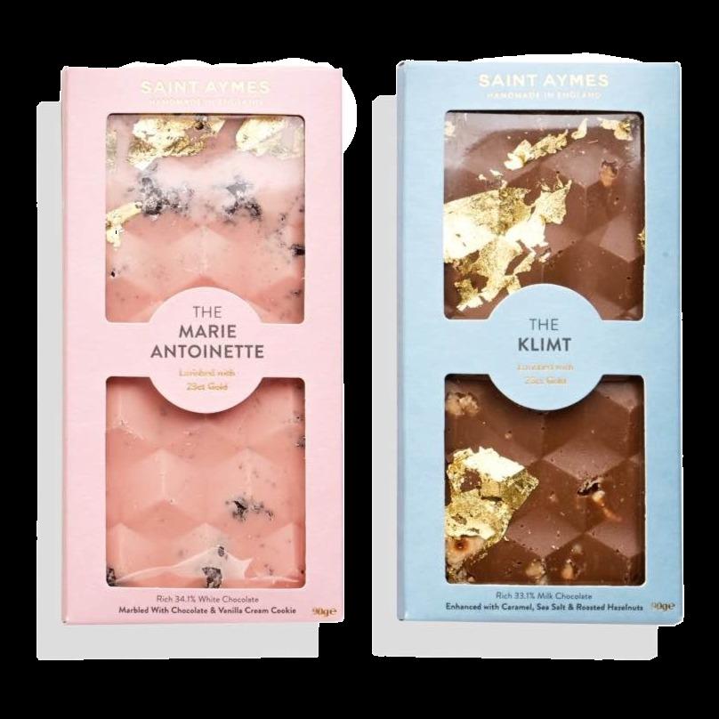 Saint Aymes Chocolate