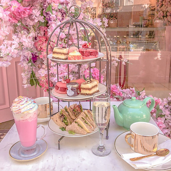Signature Afternoon Tea For Two