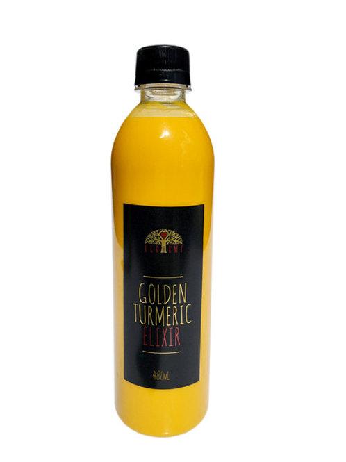 ALCHEMY CORDIALS Golden Turmeric Elixir 500ml