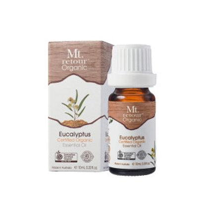 Mt Retour Eucalyptus 100% Essential Oil 10ML