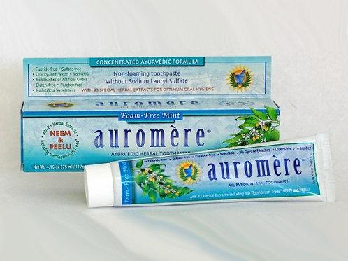 Auromere Toothpaste