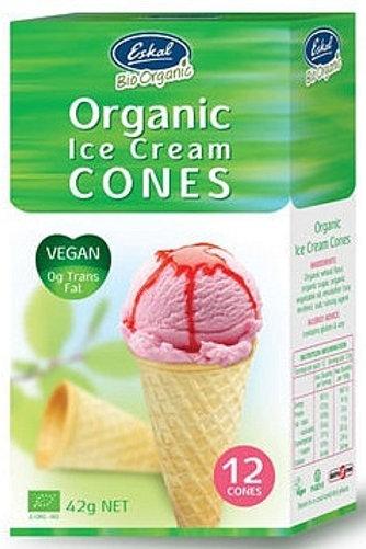 Eskal Bio Organic Cones 12Pck 42g