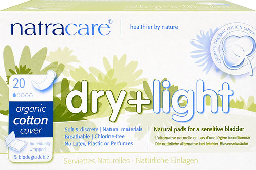 Natracare Dry plus Light