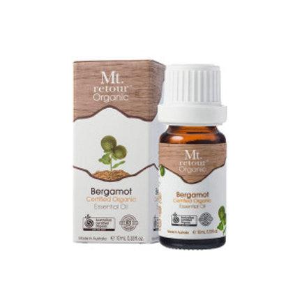 Mt Retour Bergamot 100% Essential Oil 10ML
