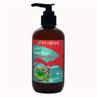 Tri Nature Kids Body Wash 500ml